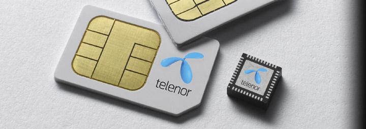 Telenor M2M-lösningar